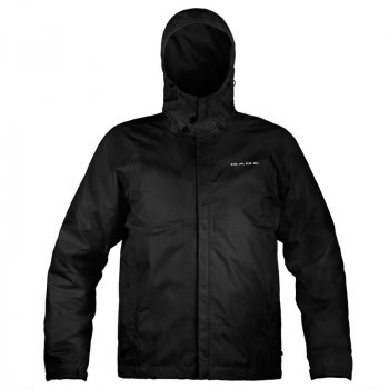 Grundens Gage Weather Watch Hooded Jacket Black