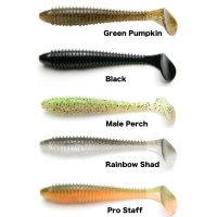 Keitech Fat Swing Impact Swimbaits