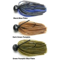 Keitech Model II M2 Football Jigs