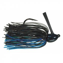 Strike King HAHCJ12-2 Hack Attack Jig Black Blue