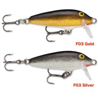 Rapala F03 Original Floater