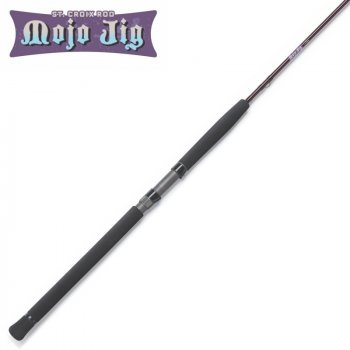 St Croix Mojo Jig Spinning Rods