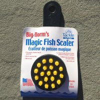 Tackle Factory Big Norms Magic Fish Scaler