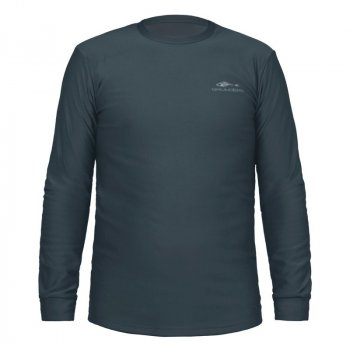 Grundens Grundies Base Layer Crew Top Front