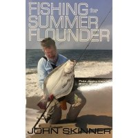 Fishing For Summer Flounder By John Skinner