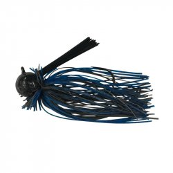 Andys Custom Bass Lures E Series Finesse Jig Black Blue