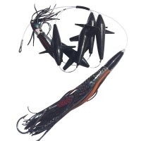 ChatterLures Crazy Chatter Chain Black