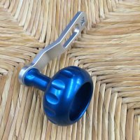 Release SG Aluminum Ball Handle Blue BTY