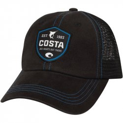 Costa Shield Trucker Caps Black