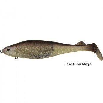 Imakatsu X17 Stealth Swimmer Swimbait Lake Clear Magic