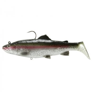 Savage Gear 3D Real Trout Swimbait Dark Trout