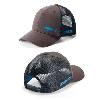 Costa OCEARCH Blitz Hat Charcoal