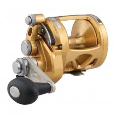 Penn International INT16VIS VIS 2-Speed Lever Drag Reel Gold