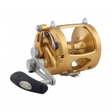Penn International INT70VIS VIS 2-Speed Lever Drag Reel Gold