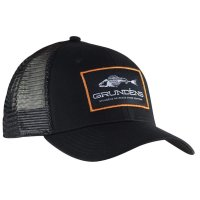 Grundens Trucker Hat Black