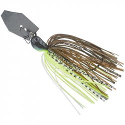 Z-Man Evergreen Chatterbait Jack Hammer BHite Delight