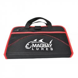 MagBay Lures Jig Bag Red Closed
