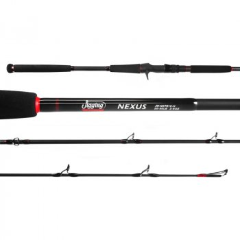 Jigging World Nexus Casting Rods