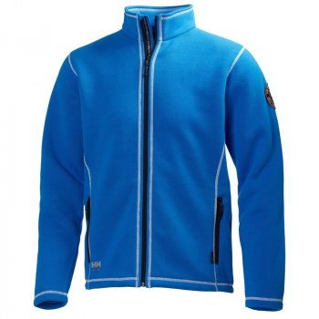 Helly Hansen Hay River Fleece Jacket Racer Blue