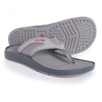 XTRATUF Mens North Shore Flip-Flops