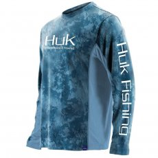 Huk Icon X Camo Performance Shirt SubPhantis Flow
