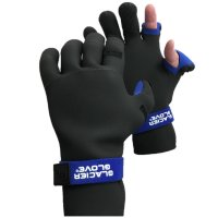 Glacier Glove Pro Angler Slit Finger Gloves