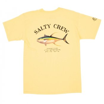 Salty Crew Ahi Mount Banana Short Sleeve Tee
