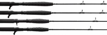 Shimano Trevala F Jigging Casting Rods Front BTY