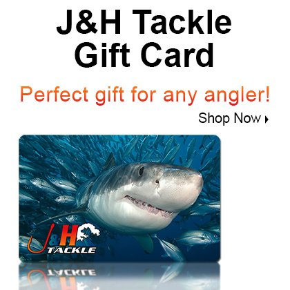 J&H Tackle Gift Card