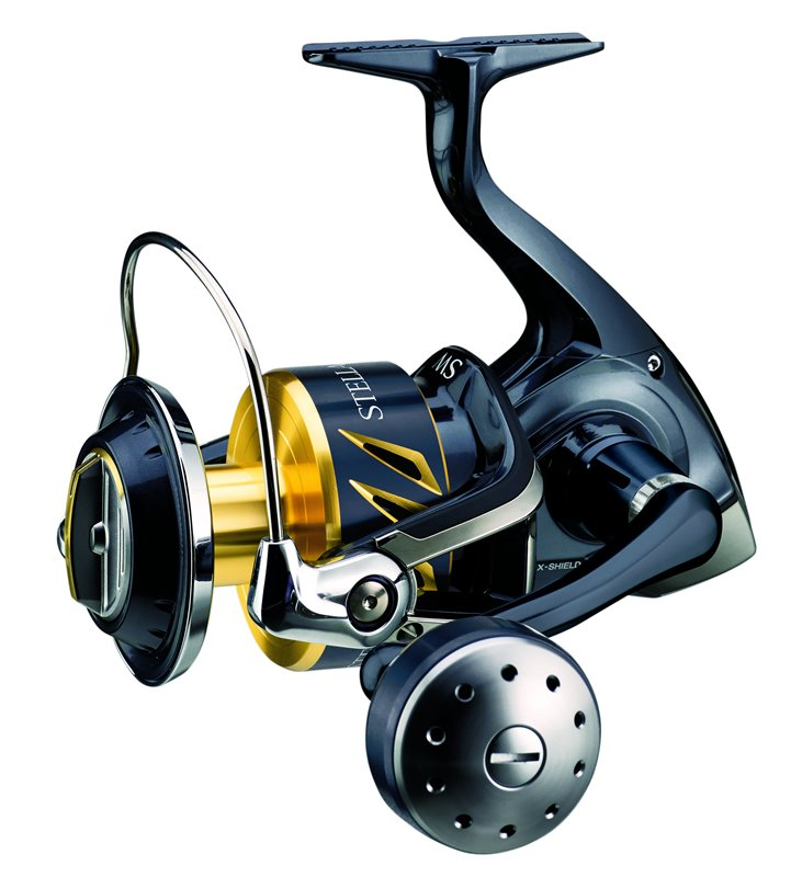 Shimano stella swb spinning reels j h tackle for Stella fishing reel