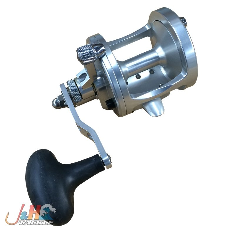 Avet mxl left handed lever drag fishing reels j h tackle for Left handed fishing reels
