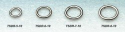 Tsunami Heavy Duty Stainless Steel Solid Rings