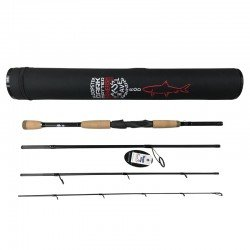 Sloopster Dark Matter Bonefish Plus Travel Spinning Rod BTY