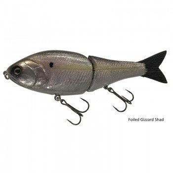 Tater Hog Hog Father Swimbait Foiled Gizzard Shad