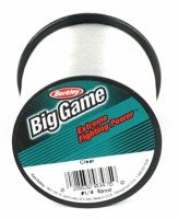 Berkley Big Game UltraClear Monofilament 1/4 lb Spool