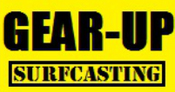 Gear-Up Surfcasting Logo